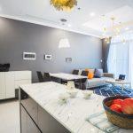 Thấy gì bên trong thiết kế căn hộ Vinhomes Central Park 1,2,3 phòng ngủ?